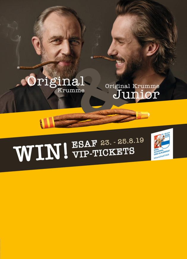 Win ESAF VIP Tickets