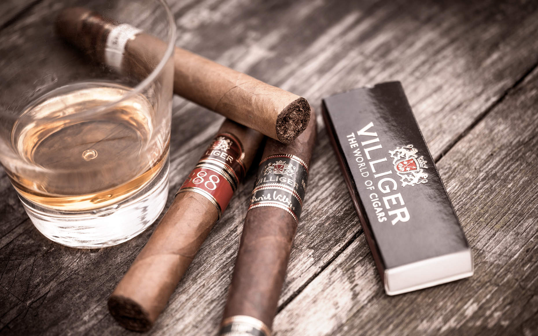 VILLIGER Product Worlds Big Cigars