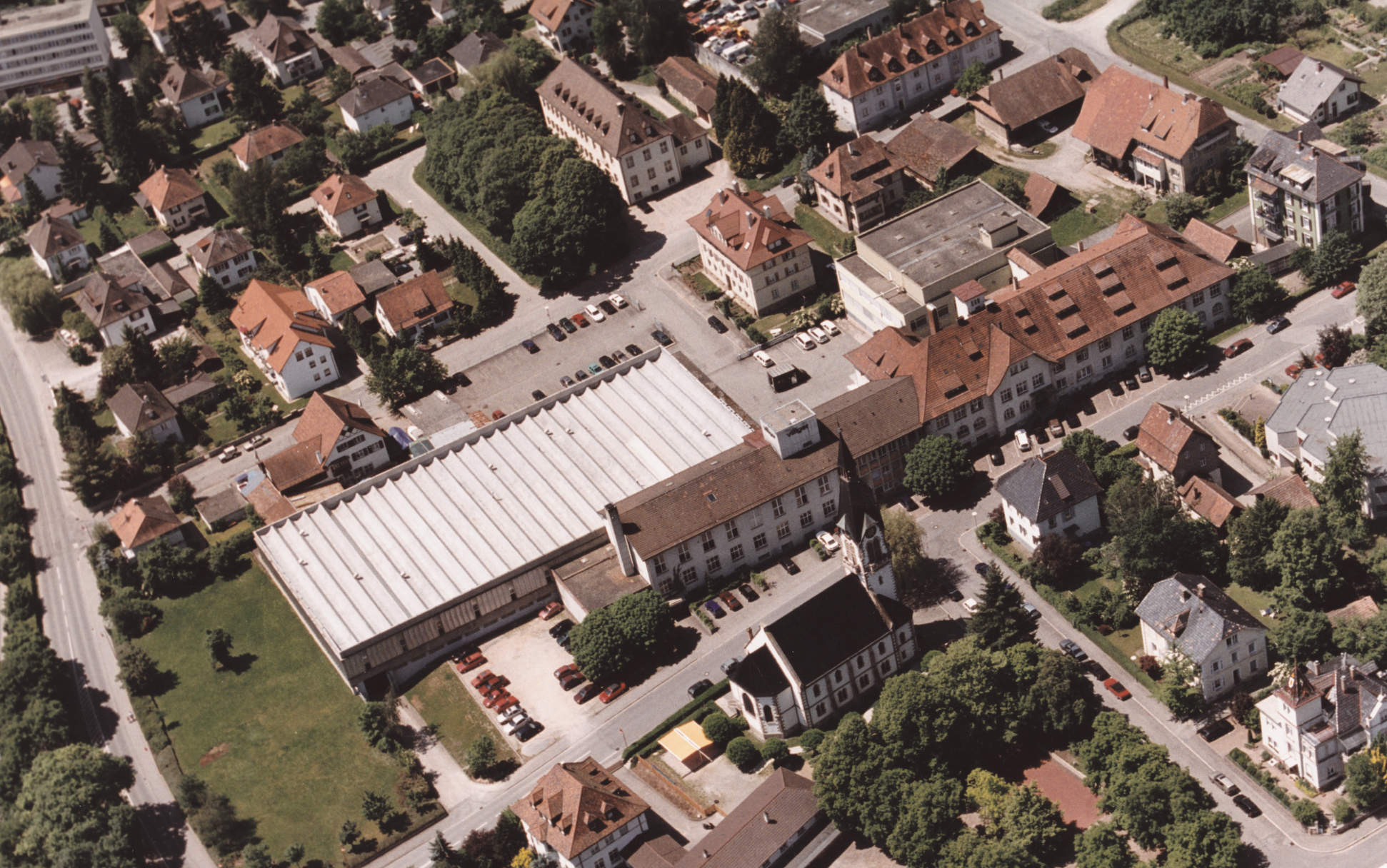 VILLIGER posizione Waldshut-Tiengen