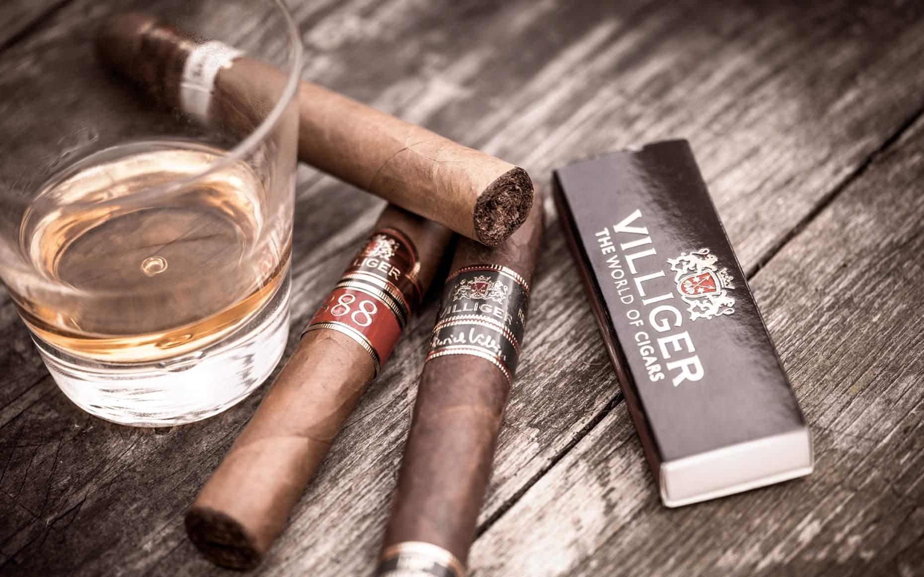 VILLIGER Product Worlds Big Cigars